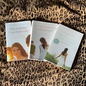 Other - Bundle of 3 YA Books by Jenny Han   Summer Series